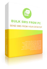 Send SMS from Desktop computer